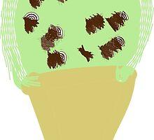 chocolate mint ice cream by YodaWars