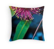 Eucalypt Bloom Throw Pillow