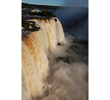 Iguazu Portrait Photographic Print