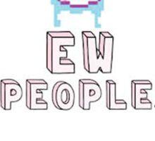 Eww People Sticker