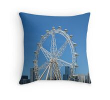 Southern Star Observation Wheel  Throw Pillow