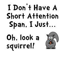 Short Attention by AmazingMart
