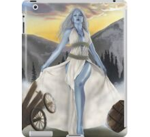 Cloud giant, part of the Giants Series iPad Case/Skin