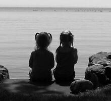 Summer at the Lake by johnsonwaltera