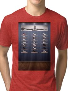 Air Jordan Legacy Poster Tri-blend T-Shirt