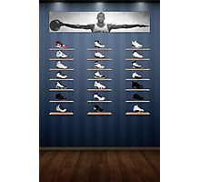 Air Jordan Legacy Poster Photographic Print