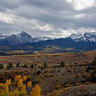 San Juan Mountains of Southwest Colorado by rjcolby