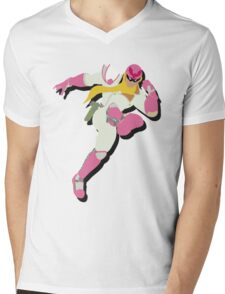 Fabulous Captain Falcon Mens V-Neck T-Shirt