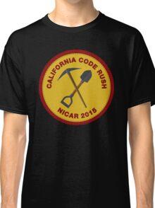 California Code Rush: NICAR 2015 Classic T-Shirt