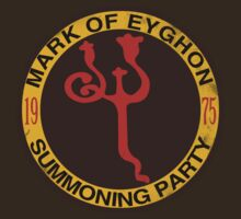 Mark of Eyghon Summoning Party by Natasha C