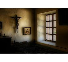 Light in a Monastery Photographic Print