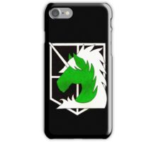 Military Police iPhone Case/Skin