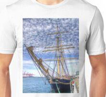 The Port of Fremantle WA - HDR Unisex T-Shirt