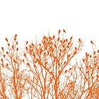 Birds Of A Feather by Gretchen Dunham