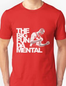 The Big Fun DA Mental Unisex T-Shirt