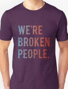 brøken T-Shirt