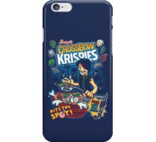 Crossbow Krispies iPhone Case/Skin