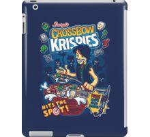Crossbow Krispies iPad Case/Skin