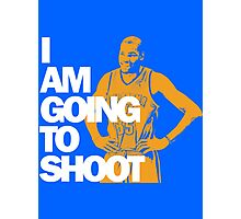 I am going to Shoot Photographic Print