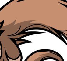 Spirit Guide - Ibex Sticker