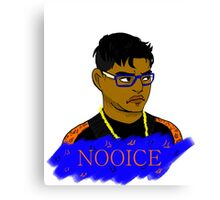 NOOICE - Peele Canvas Print