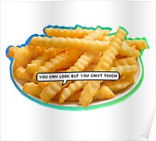 Sassy A$$ Fries Poster