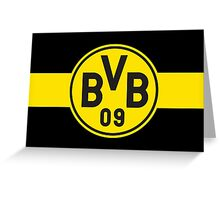 BVB Borussia Dortmund Greeting Card