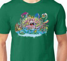 istanbul Bosphorus monster Unisex T-Shirt