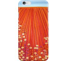 Pastel Art - Outback Pinafore (2) iPhone Case/Skin
