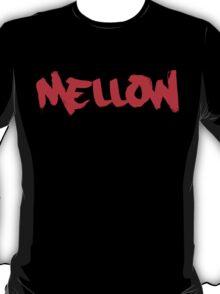 Mellow Skateboards Logo - Red T-Shirt