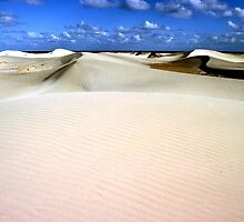 eucula sand dunes by helmutk