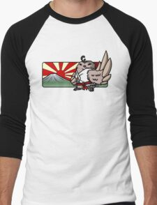 Bird Fighter - Lyu Men's Baseball ¾ T-Shirt
