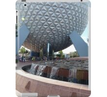 Spaceship Earth Epcot Disney World 2014 iPad Case/Skin