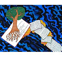 The tree of knowledge Photographic Print