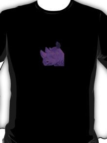 Purple Rhino T-Shirt