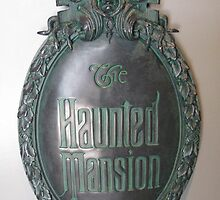 The Haunted Mansion by halfaheart