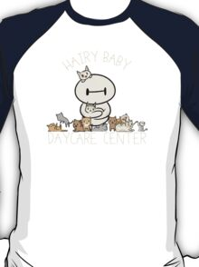 Hairy Baby Daycare Center T-Shirt