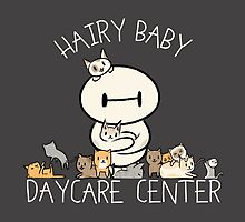 Hairy Baby Daycare Center by LiRoVi