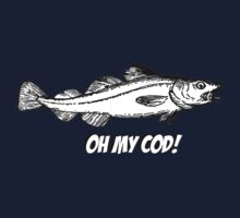 Oh my cod! by Jeff Newell