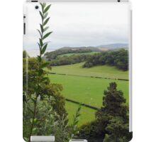 """UK: """"A Royal View"""", Somerset iPad Case/Skin"""
