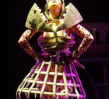 Katy Perry Prismatic Tour by halfaheart
