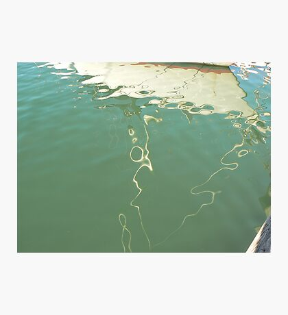 Cool , Clear, Water Photographic Print