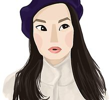 Joan Watson by Gabrielle Chang