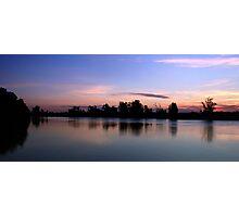 Shoalhaven Sunset Photographic Print