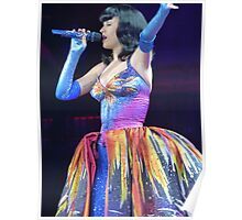 Katy Perry Firework Poster