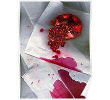 Pomegranate 3 Poster