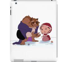 Beast Christmas iPad Case/Skin