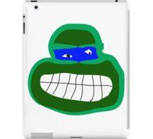 leonardo tmnt iPad Case/Skin