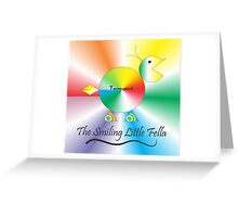 Tommi-The Smiling Little Fella Greeting Card