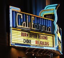 California Theatre, Berkeley, CA by ClaretBadger